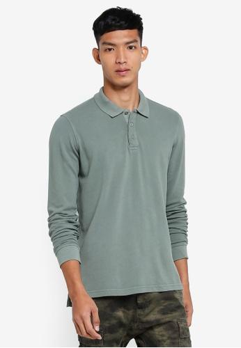 OVS 灰色 Casual Polo Shirt 4FC9FAACA3B913GS_1