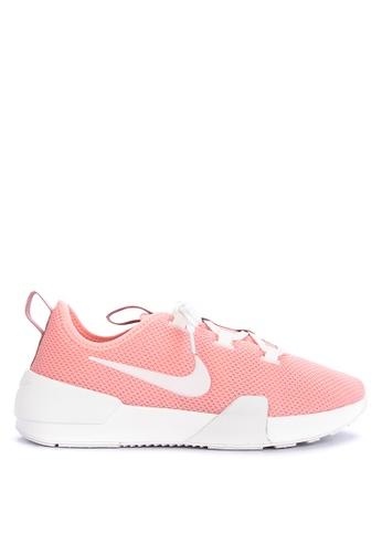 Nike white and pink Women's Nike Ashin Modern Shoes 5ECD9SH98FFB8AGS_1