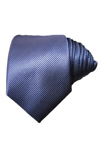 Chase Fashion blue Elegant Business Necktie 359C4ACC52F1A0GS_1