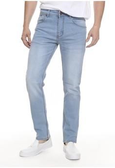 Jeans Slim Pria Belanja Jeans Slim Online Zalora Indonesia