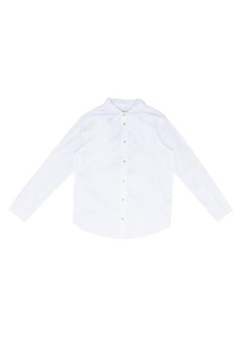 FOX Kids & Baby white Long Sleeve Shirt 51B72KAB613C87GS_1