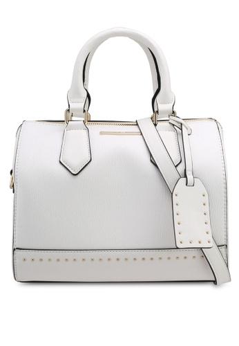 ALDO white Argentano Handbag 87E6AAC9AE62C1GS_1