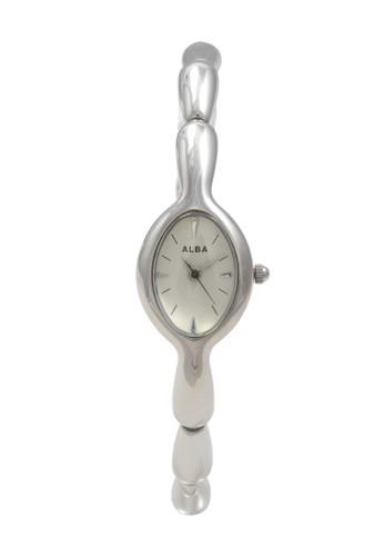 Alba silver ALBA Jam Tangan Wanita - Silver - AC3B55 3AE3EAC0AB5917GS_1