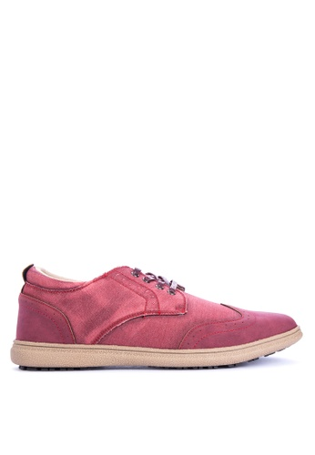 Gibi red TM 3009 Smart Casual Shoes D9825SH12461D2GS_1