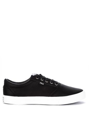 Fila black Adam Sneakers A6E67SH558FFBAGS_1