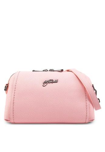 鵝卵紋esprit 品牌小斜背包, 包, 飾品配件