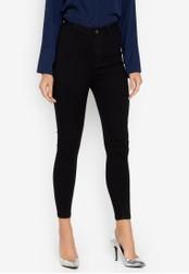 Penshoppe black Power Stretch® High Waist Jeans ADDB6AAAF47181GS_1