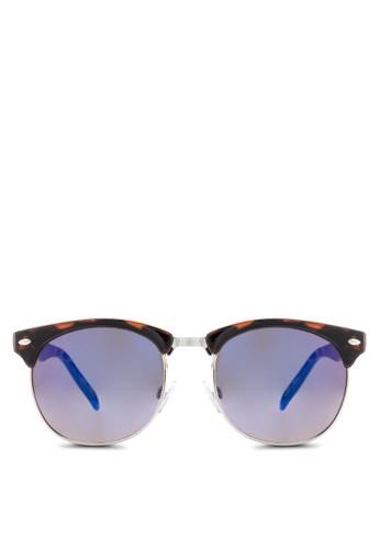 JP0224 印花框Clubmasesprit 澳門ter 太陽眼鏡, 飾品配件, 飾品配件
