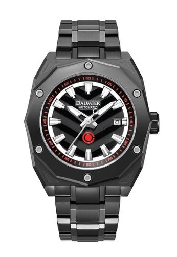 Daumier grey and multi DAUMIER X Cyborg Watch 6EE58ACDDF7897GS_1