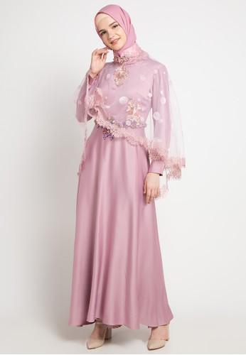 LUIRE by Raden Sirait pink Or-Nisa D3FBFAA12B52FCGS_1