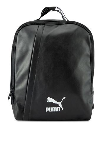 Puma black and white Prime Icon Bag PU549AC0SWCLMY_1