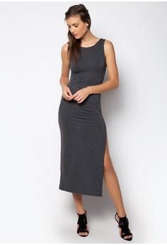 Leonore Maxi Dress Plain