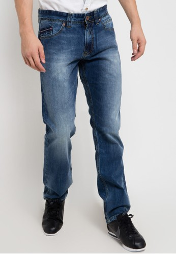 Lois Jeans blue Long Pant Denim LO391AA0UJN5ID_1
