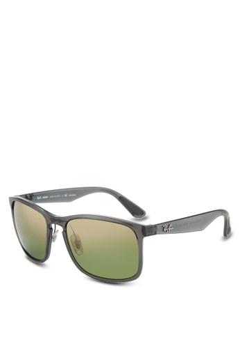 7d8a75eaba Buy Ray-Ban RB4264 Chromance Sunglasses Online on ZALORA Singapore