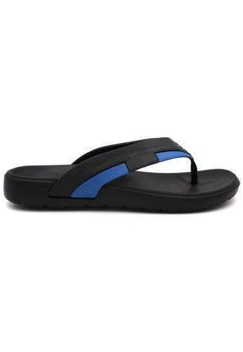 midzone blue MIDZONE Sandals 8F6D0SH82B4558GS_1