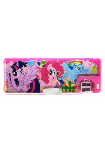 My Little Pony pink My Little Pony Pink Magnetic Pencil Case 811D7KC2684BC8GS_1