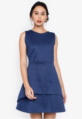 Shop RAVEN CROSS Ciara Dress Online on ZALORA Philippines 4e9168ffa