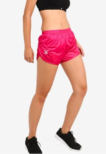 FBT pink Running Shorts Curve Cut B9995AA8B575B2GS_1