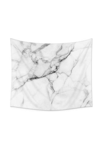 DILAS HOME Mono Marble Lightweight Tapestry D3E12HLE683496GS_1
