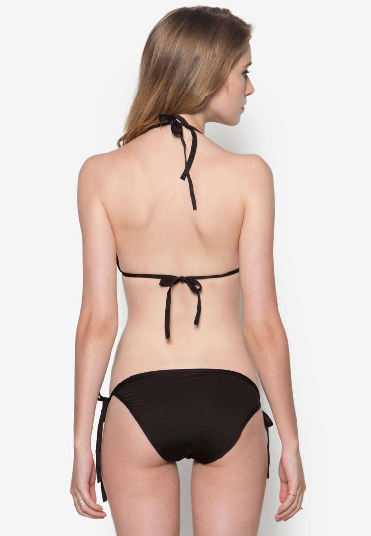 Black PINK Set Bikini Basic Triangle N' PROPER rpx6pqYH