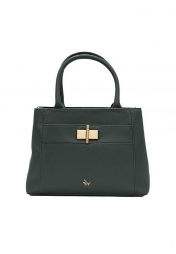 POLOVENZI green POLOVENZI Ladies Hand Bag + Free Gift C3F9FAC563A255GS_1