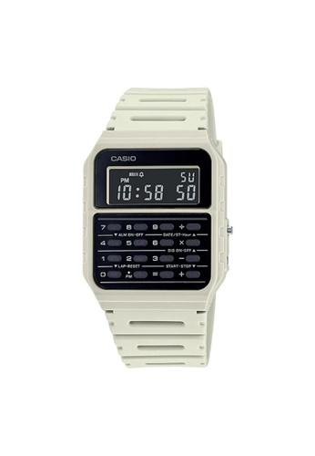 Casio white CASIO GENERAL CA-53WF-8BDF DATA BANK UNISEX WATCH 5283DAC5E01A6BGS_1