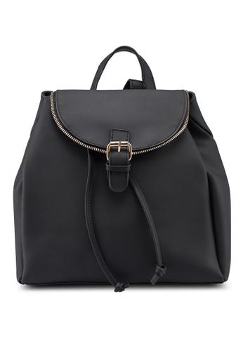Berrybenka black Kaira Decca Backpack 278C9ACA8EC8F2GS_1