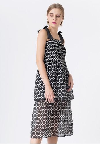 United Concepts Fancy Print 'Kayla' Dress C397BAA3365455GS_1