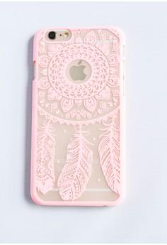 Dream Catcher 2 Hard Transparent Case for iPhone 6/6s