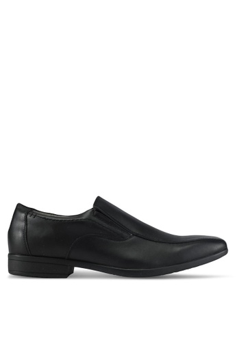 Bata black Sri Dress Shoes 1211ASH268CC1FGS_1