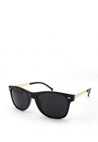 Peculiar and Odd black Peculiar Wayfarer Square 3113 Sunglasses 82D31GL84808C9GS_1