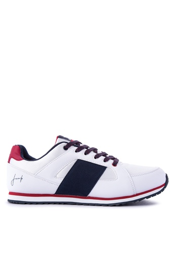 Jump white INNATE Sneakers 7F326SH93600D5GS_1