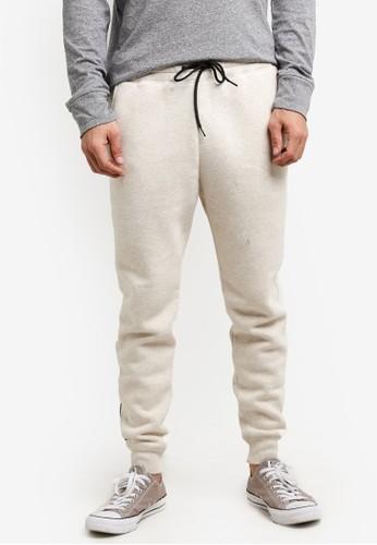 Hollister beige Skinny Jogging Pants HO422AA0RCR5MY_1