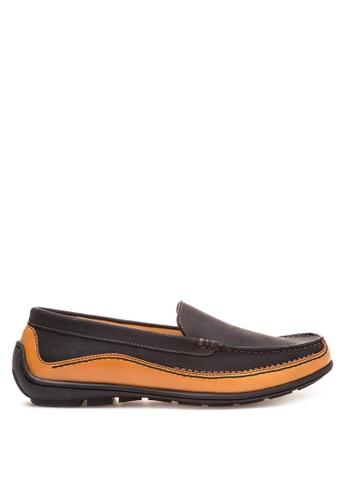 090eadca962 Shop Bristol Shoes Ferrari Black Driving Shoes Online on ZALORA Philippines