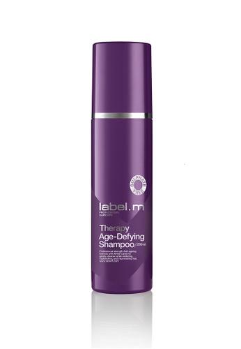 label.m purple Therapy Age-Defying Shampoo 200ml LA590BE80CLJSG_1