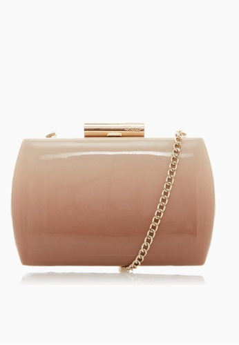 Dune London pink Dune London Balayage Patent Ombre Clutch Bag 2CF17ACE2144DAGS_1