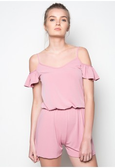 Paradise Luxe Playsuit