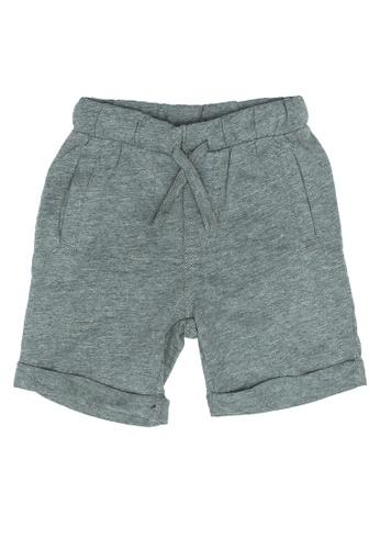 FOX Kids & Baby grey Baby Boy Shorts 88963KAF4F5A47GS_1