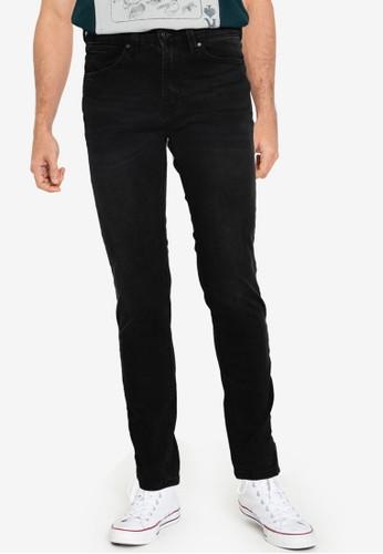 Springfield grey Black Wash Skinny Jeans C3CDCAAD70BAE5GS_1