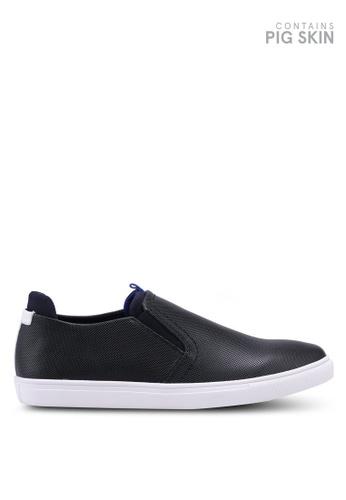 Kenneth Cole 黑色 Design Sneakers 6D7C0SH91DFF59GS_1