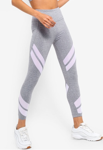 8aacfdb65af44f Buy Cotton On Body Double Mesh 7/8 Tights Online on ZALORA Singapore