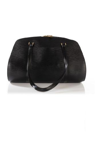 Louis Vuitton black Pre-Loved louis vuitton Black Epi Leather Solferino GM Bag 34E52ACFE9F87AGS_1