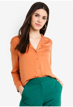 7f47f4686d Buy TOPSHOP Shirts For Women Online on ZALORA Singapore