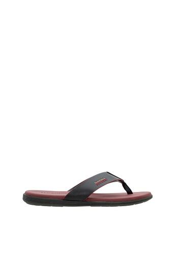 SEMBONIA red SEMBONIA Men Synthetic Leather Sandal (Red) 75939SH14999DAGS_1