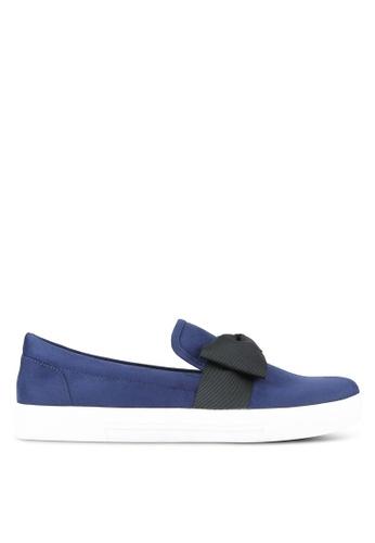 Call It Spring blue Yiliwen Slip Ons CA512SH0RLLFMY_1
