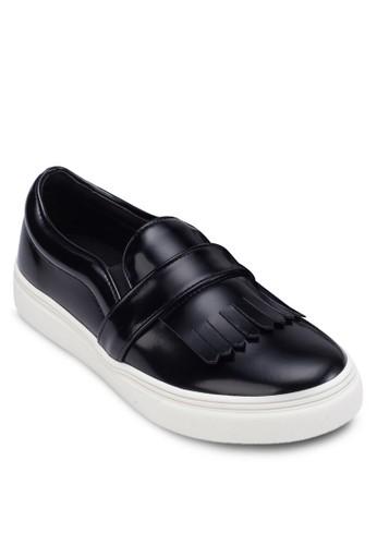 流蘇懶人休閒鞋, zalora 包包評價女鞋, 鞋