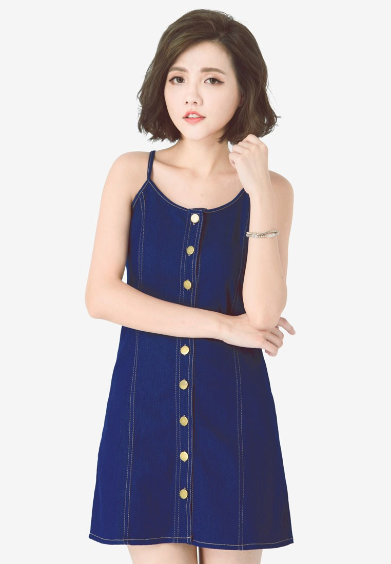 Cami Denim Dress