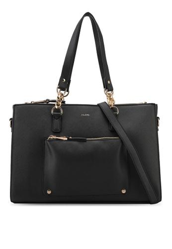 ALDO black Pattonsburg Handbag 2495EAC1377F08GS_1