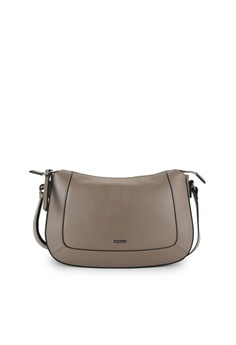 23dff980e6eb0 Picard brown Picard Square Sling Bag in Nougat 8AB18ACAD56A1EGS 1