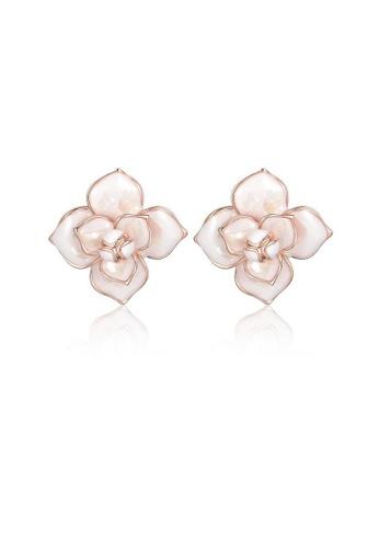 ADORA gold Flower Earrings DFB47AC1C2485AGS_1
